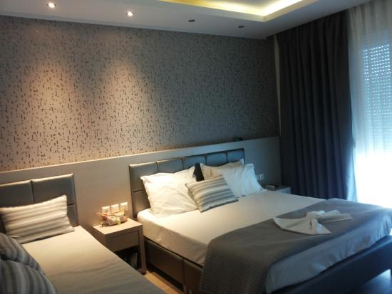 Hotel Angelica: Our superior double room