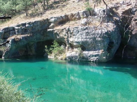 Peralejos De Las Truchas, Španielsko: Casa rural chon un rincón mágico