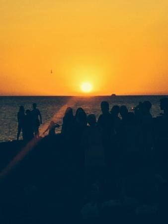 Cafe Mambo: Breathe taking view
