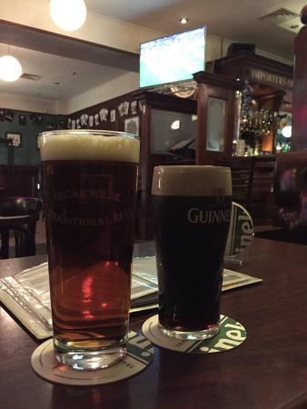 Oscar Wilde-Irish Pub
