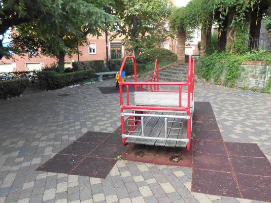 Giardino Storico di Piazza Carlo Alberto