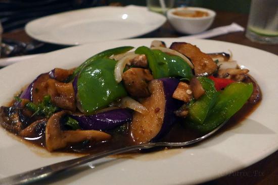 Thai Spice: Eggplant