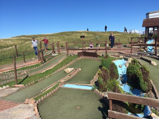 Rocky Pines Adventure Golf Course
