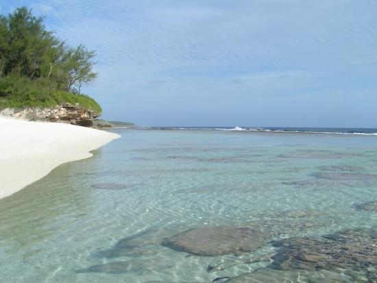 Atiu, جزر كوك: Taungaroa