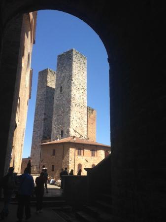 Historic Centre of San Gimignano: 町のシンボル