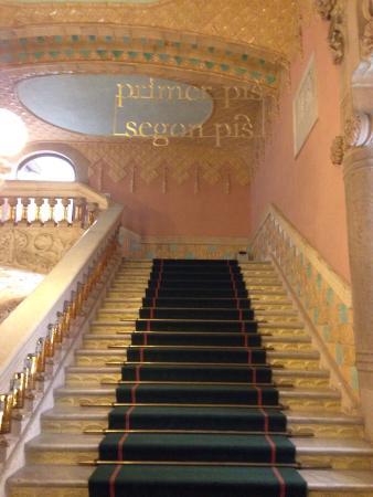Palau de la Musica Orfeo Catala: photo3.jpg
