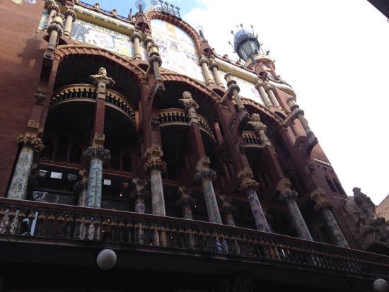 Palau de la Musica Orfeo Catala: photo4.jpg