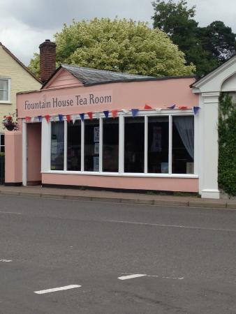 Fountain House Tea Room