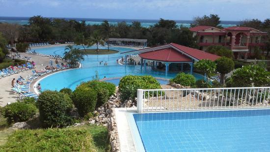 Memories Holguin Beach Resort: Beautiful view at Memories Holguin