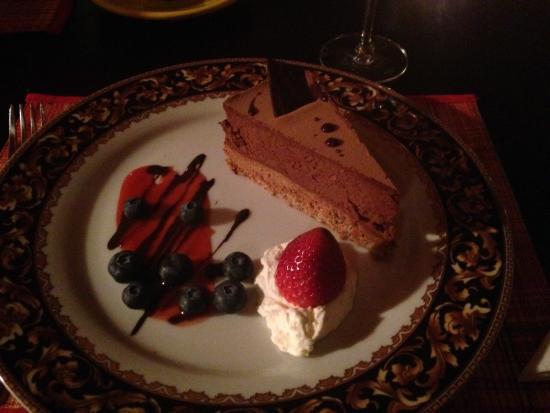 Wentworth Nord, Canadá: Dessert!!!
