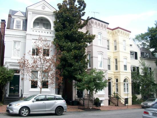 Homes Picture Of Georgetown Washington Dc Tripadvisor