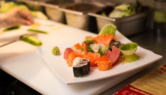 Mamo Sushi - Grünerloekka