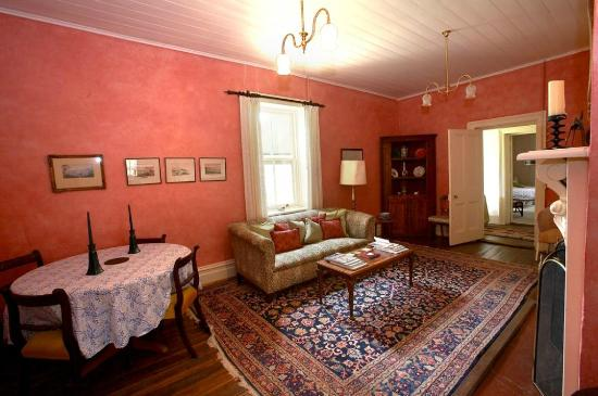 Markdale Homestead : Sitting Room in Four Bedroom Stone House