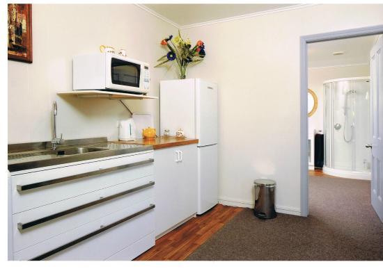 Pelorus Heights Homestay : Unit Kitchen