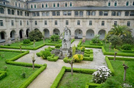 Jardines Monasterio De Samos Picture Of Monasterio De San Julian De Samos Tripadvisor