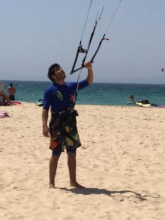 Kite Manglar: kitesurf