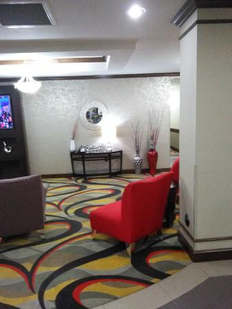 Holiday Inn Express Lubbock South : Lobby