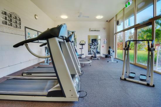 Contessa Holiday Apartments: Fitness Room