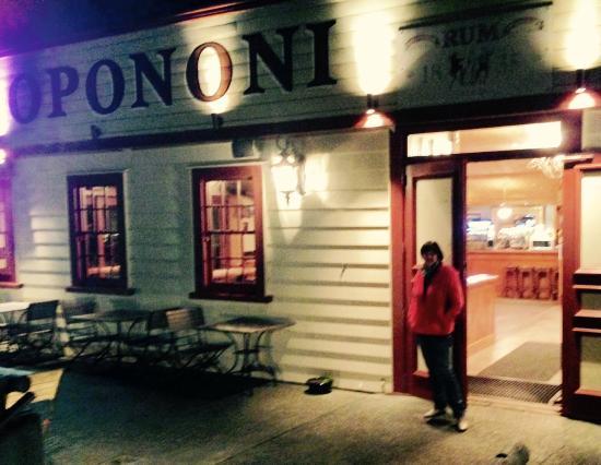 Opononi Hotel Limited: Opononi Hotel