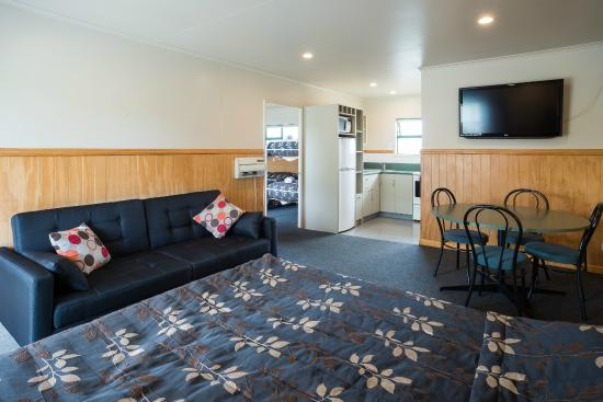 Motueka Top 10 Holiday Park: Studio Motel