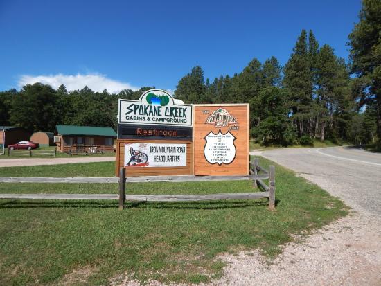 Spokane Creek Cabins & Campground照片