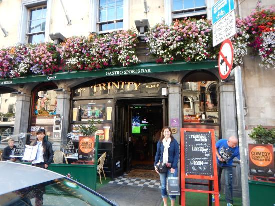 Trinity Bar And Restaurant Hours