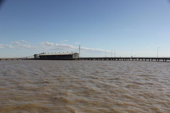 Derby Jetty & Wharf