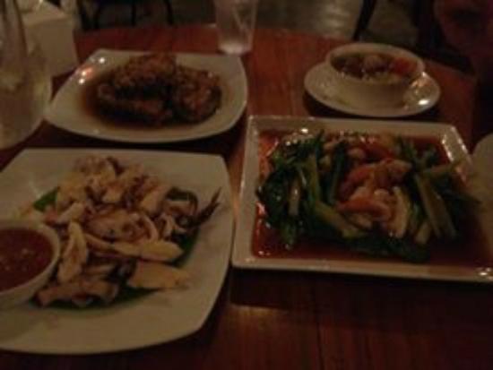 Koh Mak Resort: อาหารของแพคเกจ