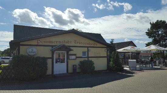Pommernstube Trassenheide