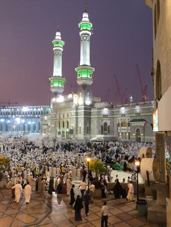 Bilde fra Grand Mosque