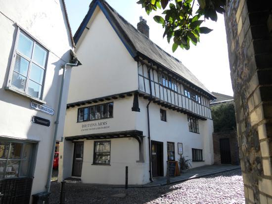 Tea Rooms In Norwich Norfolk