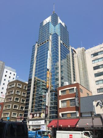 Escape Game NAZOBAKO Tokyo Asakusa: We are located at 6th floor of this building.