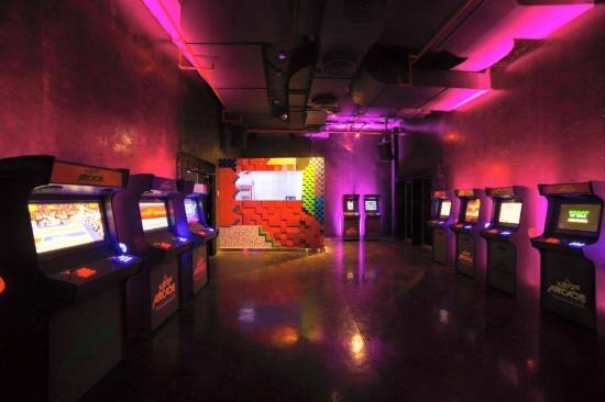Stereo Arcade