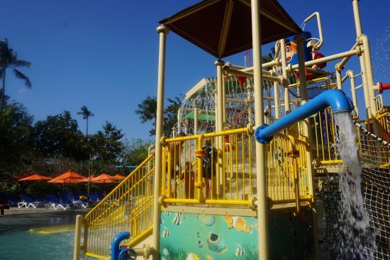 Waterbom Bali: Kids play area