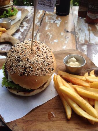 Food - Wacko Burger Cafe Photo