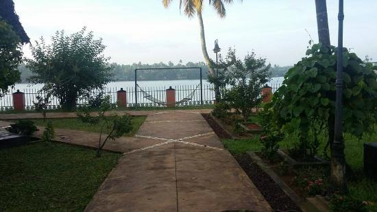 Vedic Village Resorts: View from cottage