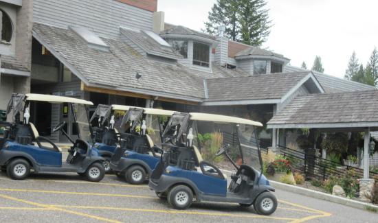 The Springs Course: Radium Resort Golf Course, Kootenay Rockies, Canada