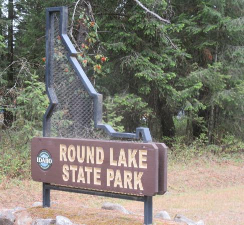 Round Lake Skate Park, Sagle, Idaho