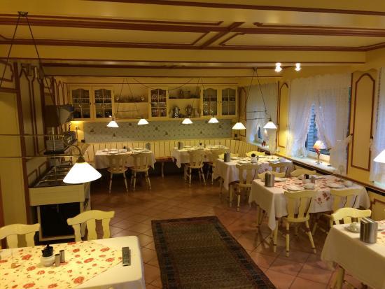 Gemütlicher Gasthof in Tinnum auf Sylt. Freundlicher und sehr gastfreundlicher Service.