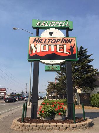 Kalispell Hilltop Inn: Landmark