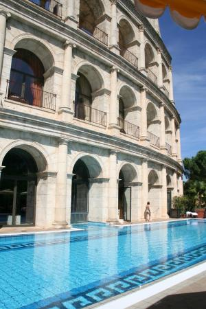 Piscine Picture Of Hotel Colosseo Europa Park Rust Tripadvisor