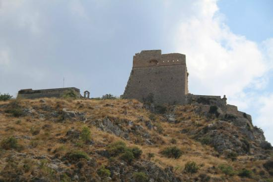Palamidi Castle-Achilles Bastion - Picture of Palamidi ...