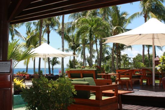 Buko Bar at Shangri-La's Mactan Resort & Spa: Buko bar