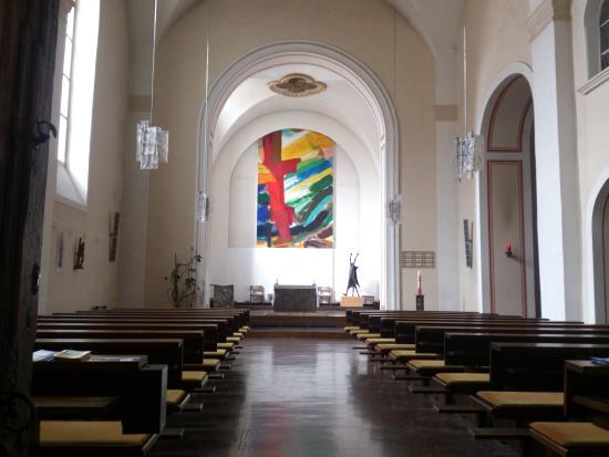 Step Church (Stiegenkirche): Graz - Stiegenkirche