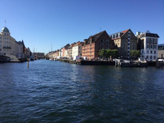 Nyhavn from the water