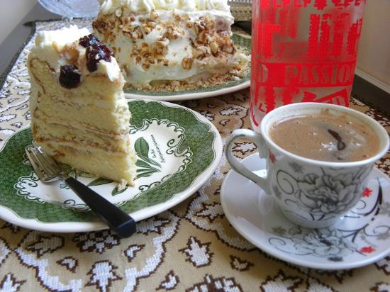 Cooking Classes In Nafplion Birthday Cake And Greek Coffee