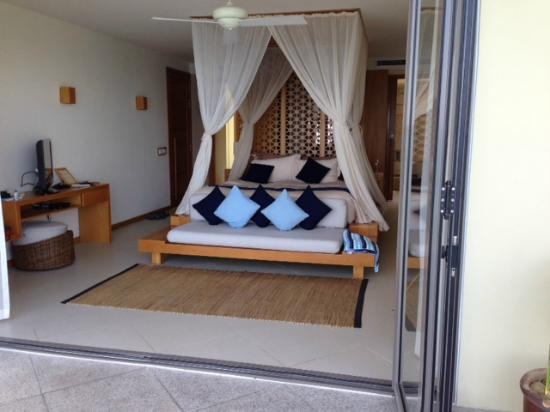 Mia Resort Nha Trang: cliff villa room