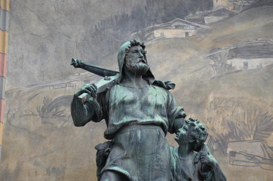 Wilhelm Tell Monument