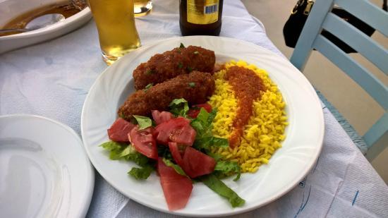 Aneplora: meat balls