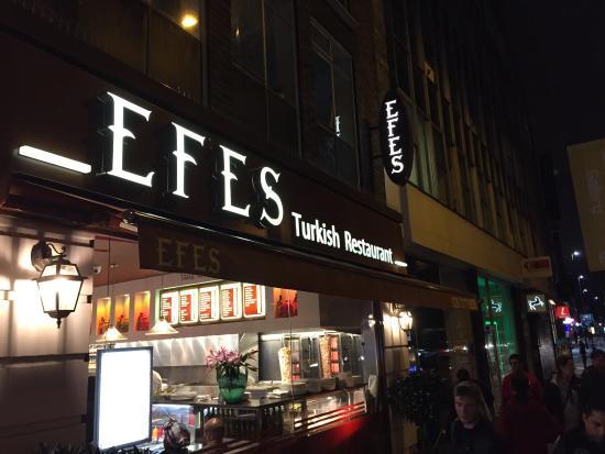 Efes Restaurant London